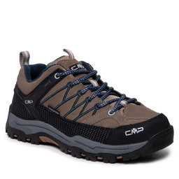 CMP Turistiniai batai CMP Kids Rigel Low Trekking Schoes Wp 3Q13244J Castro P773