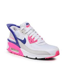 Nike Взуття Nike Air Max 90 Flyease (GS) CV0526 105 White/Concord/Pink Glow
