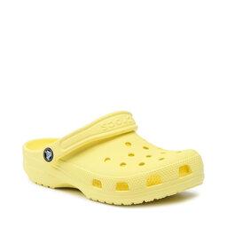 Crocs Шльопанці Crocs Classic 10001 Banana