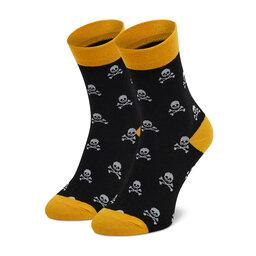 Dots Socks Високі шкарпетки unisex Dots Socks SX-412-C Чорний