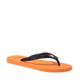 Boss Šlepetės per pirštą Boss Pacific 50428976 10225972 01 Bright Orange 821