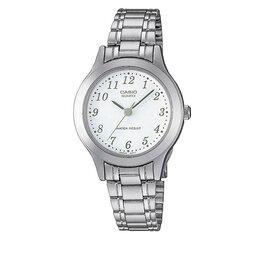 Casio Годинник Casio LTP-1128A-7BH Silver/Silver