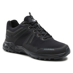 Mammut Трекінгові черевики Mammut Ultimate Pro Low Gtx GORE-TEX 3040-00720-0052-1035 Black/Black