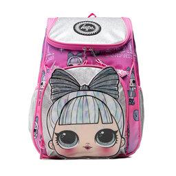 HYPE Kuprinės HYPE Lol Dancebot Backpack LOLDHY-037 Pink