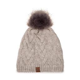 Buff Kepurė Buff Knitted & Fleece Hat 123515.014.10.00 Caryn Cru