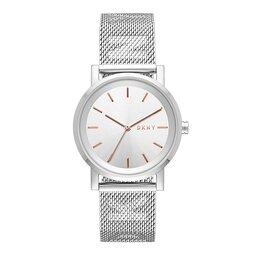 DKNY Годинник DKNY Soho NY2620 Silver/Silver