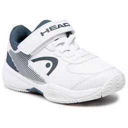 Head Batai Head Sprint Velcro 3.0 275410 White/Midnight Navy