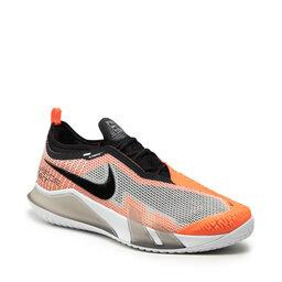 Nike Batai Nike React Vapor Nxt Hc CV0724 100 White/Black/Hyper Crimson/Volt