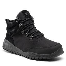 Columbia Трекінгові черевики Columbia Fairbanks Mid BM7744 Black/Shark 010