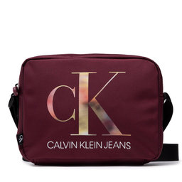 Calvin Klein Jeans Rankinės Calvin Klein Jeans Sport Essential Camera Bag K60K608392 Raspberry Juice XKC