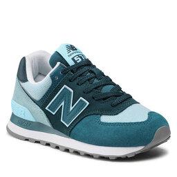 New Balance Laisvalaikio batai New Balance WL574WS2 Mėlyna