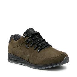 Nik Трекінгові черевики Nik 03-0979-02-3-18-03 Oliwkowy 1