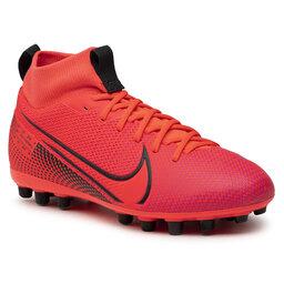 Nike Batai Nike Jr Superfly 7 Academy Ag BQ5405 606 Laser Crimson/Black