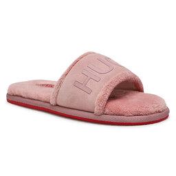 Hugo Тапочки Hugo Cozy Slide 50447321 10233135 01 Medium Pink 660