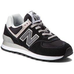 New Balance Laisvalaikio batai New Balance WL574EB Juoda