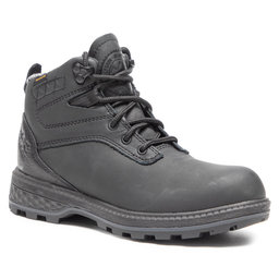 Jack Wolfskin Трекінгові черевики Jack Wolfskin Jack Ride Texapore Mid W 4035961 Black/Black