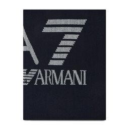 EA7 Emporio Armani Шаль EA7 Emporio Armani 285381 0A120 07821 Black/Grey