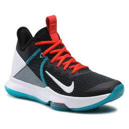 Nike Взуття Nike Lebron Witness IV BV7427 005 Black/White/Chile Red
