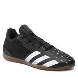 adidas Взуття adidas Predator Freak .4 In Sala FY1042 Cblack/Ftwwht/Gums