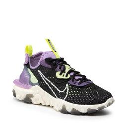 Nike Взуття Nike Nsw React Vision CI7523 002 Black/Sail/Dk Grey