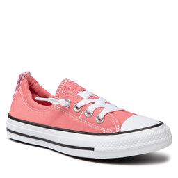 Converse Sportbačiai Converse Ctas Shoreline Slip 571381C Pink Salt/White/Black