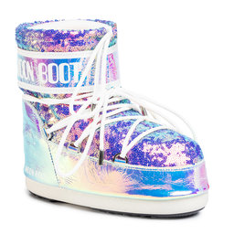 Moon Boot Снігоходи Moon Boot Mb Classic Low 50 Leather Holo 14089400001 Holo Glicine 001