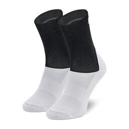POC Високі шкарпетки unisex POC Essential Road 651108002 Uranium Black/Hydrogen White
