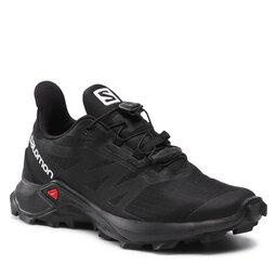 Salomon Взуття Salomon Supercross 3 W 414520 20 W0 Black/Black/Black
