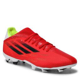 adidas Взуття adidas X Speedflow.3 Fg FY3298 Red/Cblack/Solred