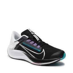 Nike Взуття Nike Air Zoom Pegasus 38 Flyease DA6674 002 Black/Metallic Silver/White
