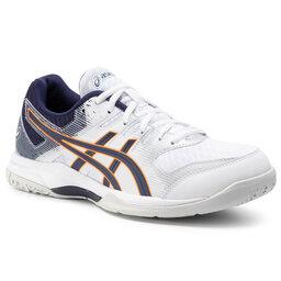 Asics Взуття Asics Gel-Rocket 9 1071A030 White/Pecoat 102