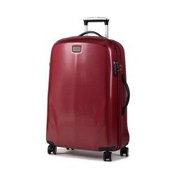 Wittchen Середня тверда валіза Wittchen 56-3P-572-35 Бордовий