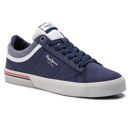 Pepe Jeans Снікерcи Pepe Jeans North Court PMS30530 Navy 595