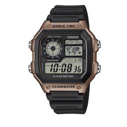 Casio Laikrodis Casio Digita AE-1200WH-5AVEF Black