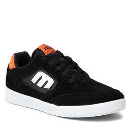 Etnies Laisvalaikio batai Etnies Veer 4101000516 Black/White/Orange 538