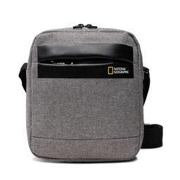 National Geographic Плоска сумка National Geographic Stream N13112.22 Grey