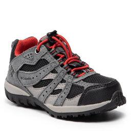 Columbia Turistiniai batai Columbia Redmond Waterproof BC2857 Black/Flame 012