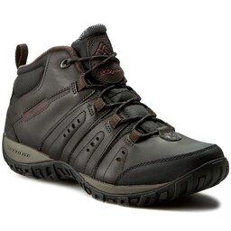 Columbia Turistiniai batai Columbia Peakfreak Nomad Chukka WP Omni-Heat BM3926 Cordovan/Garnet Red 231