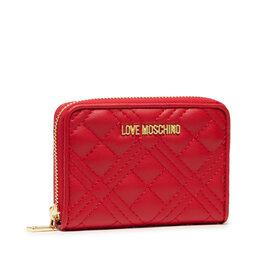 LOVE MOSCHINO Великий жіночий гаманець LOVE MOSCHINO JC5602PP1DLA0500 Rosso