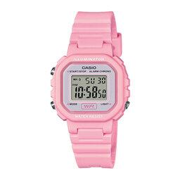 Casio Laikrodis Casio Sport LA-20WH-4A1EF Pink/Pink