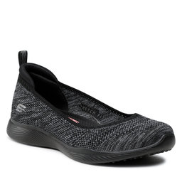 Skechers Туфлі Skechers Be Iconic 104134/BKCC Black/Charcoal