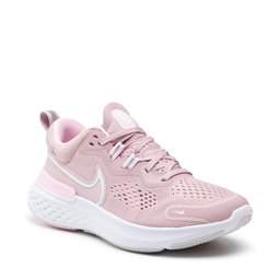 Nike Взуття Nike React Miler 2 CW7136 500 Plum Chalk/White/Pink Foam