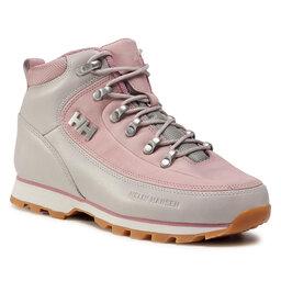 Helly Hansen Трекінгові черевики Helly Hansen W The Forester 105-16.193 Silver Cloud/Bridal Rose/White Sand
