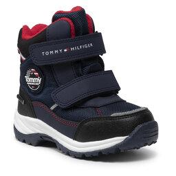 Tommy Hilfiger Sniego batai Tommy Hilfiger Snow Boot T1B5-32099-0279 Blue 800