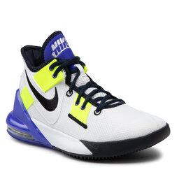 Nike Batai Nike Air Max Impact 2 CQ9382 102 White/Black/Indigo Burst/Volt