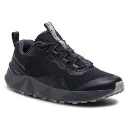 Columbia Трекінгові черевики Columbia Facet 15 BM0131 Black/Grey Green 013