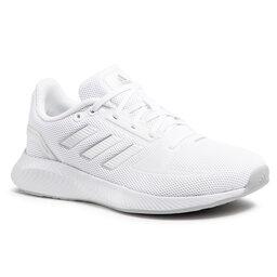 adidas Взуття adidas Runfalcon 2.0 FY9621 Ftwwht/Ftwwht/Silvmt