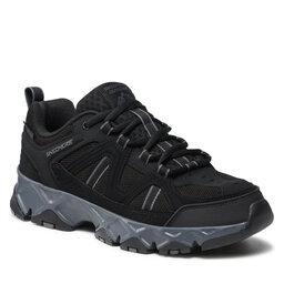 Skechers Трекінгові черевики Skechers Crossbar 51885/BKCC Black/Charcoal