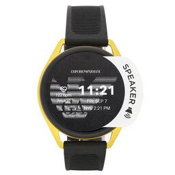 Emporio Armani Смарт годинник Emporio Armani Matteo 2.0 ART5022 Black/Black