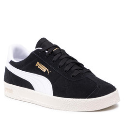 Puma Снікерcи Puma Club Jr 382658 02 Puma Black/Puma White/Gold